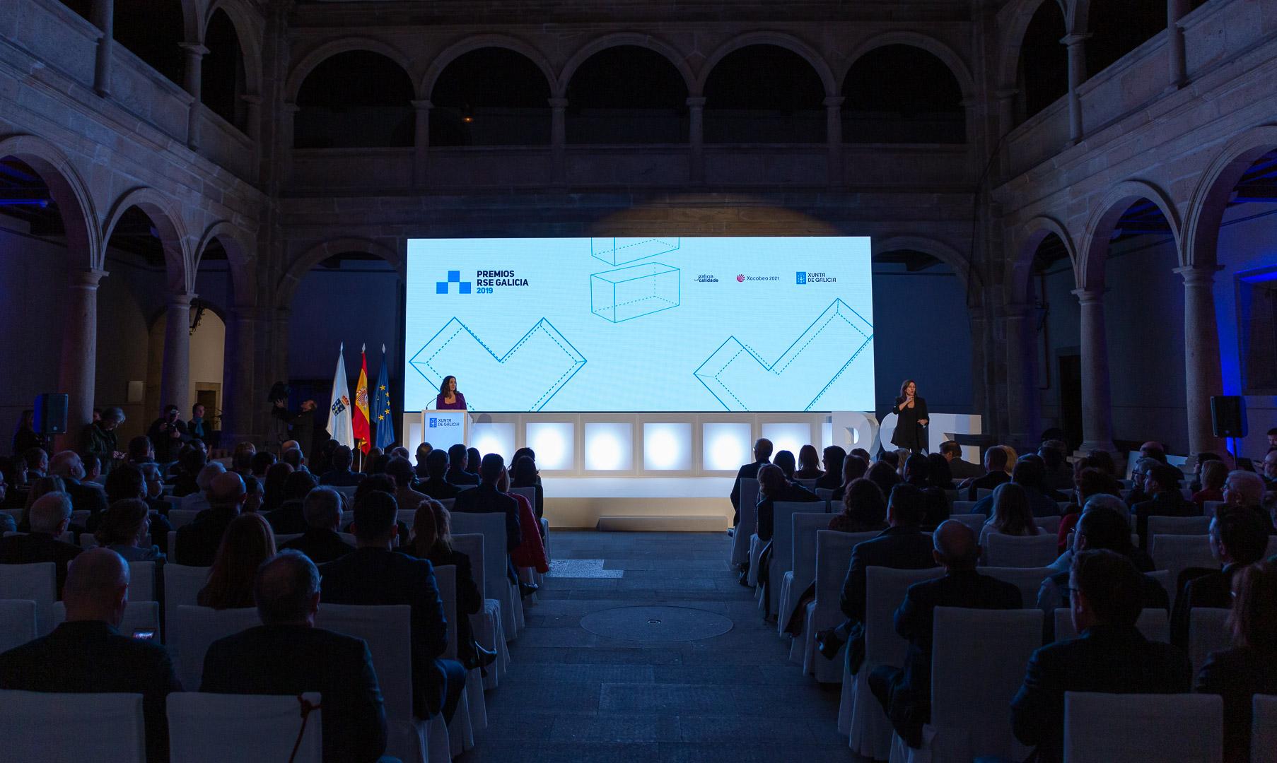 Evento RSE Galicia