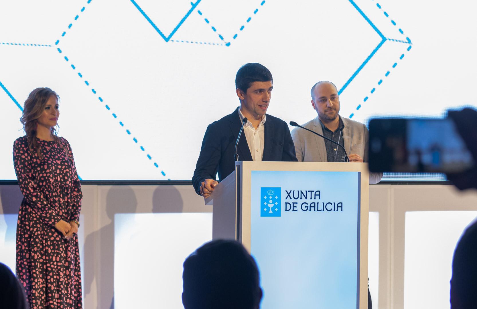Discurso Isidoro Martínez, CEO de Tecalis