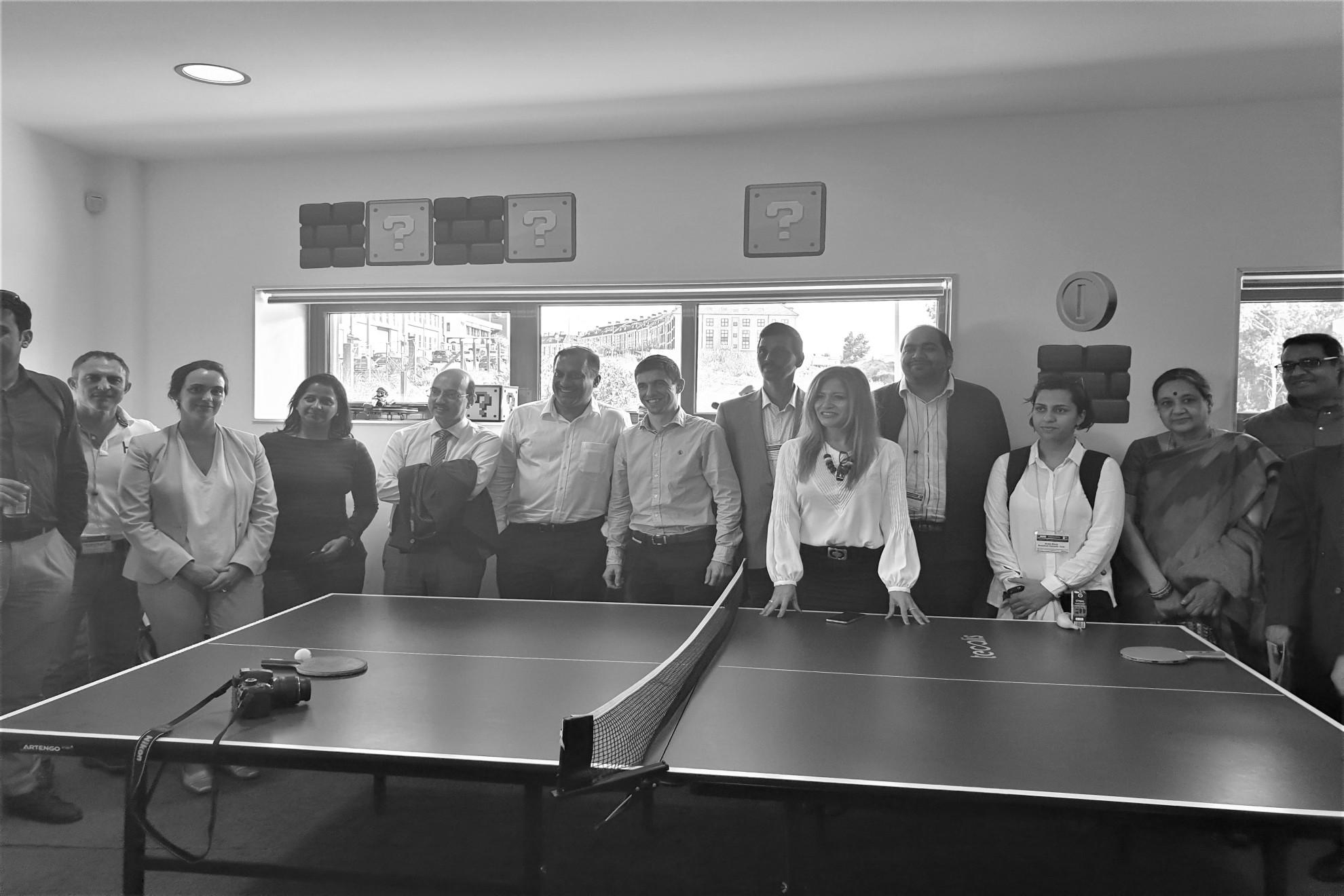Autoridades Tech de La India visitan Tecalis