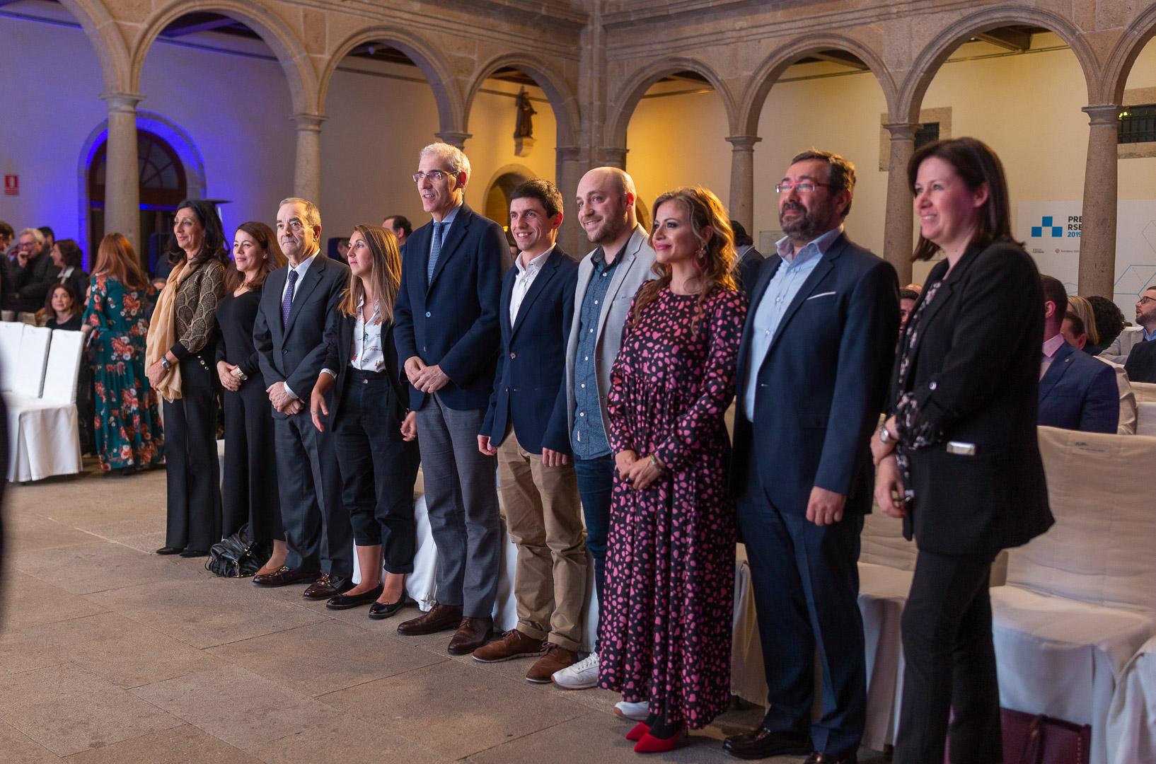 Premiados RSE Xunta Galicia 2019