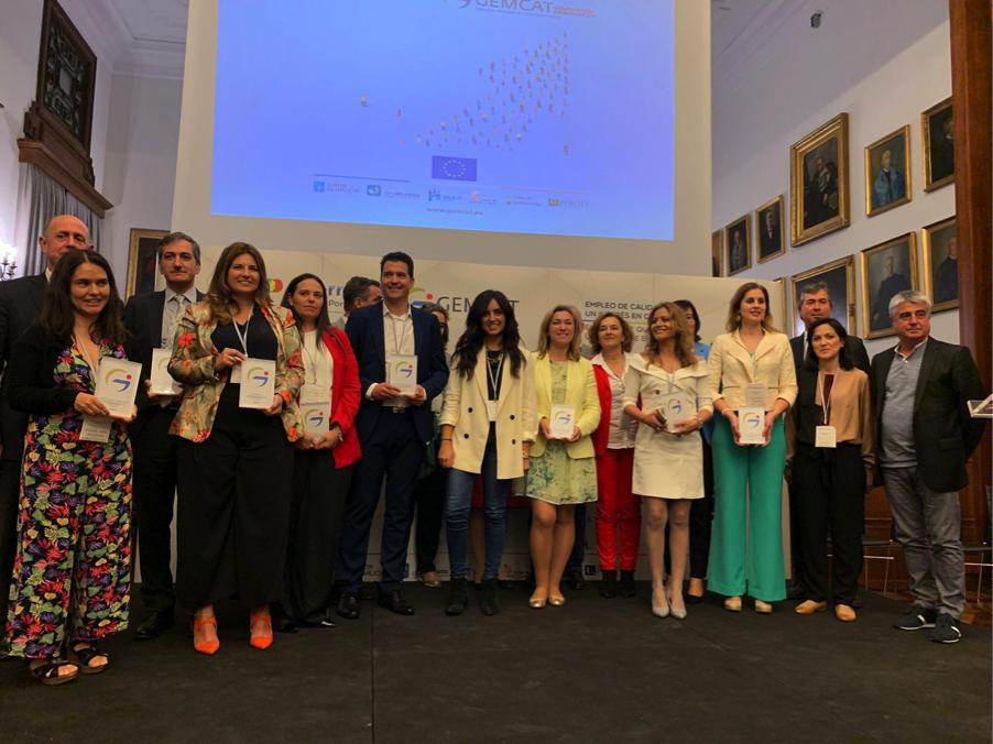 Foto Premios GEMCAT